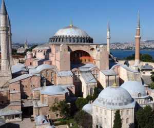 Resmi Transformasi Jadi Masjid, Berikut Jadwal Shalat Jamaah Perdana di Hagia Sophia