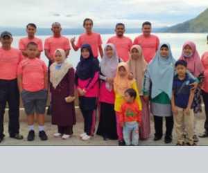 PELTI Nagan dan NTC lakukan Friendly Game Dengan PELTI dan Baveti Aceh Tengah