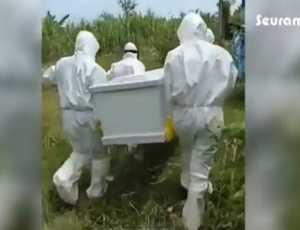 Pemakaman Pasien COVID-19 di Aceh Jaya Tidak Dihadiri Keluarga