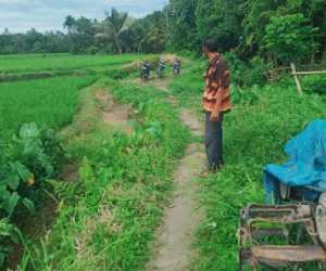 Jalan Pertanian di Lembah Sabil Abdya, Butuh Perhatian Pemerintah