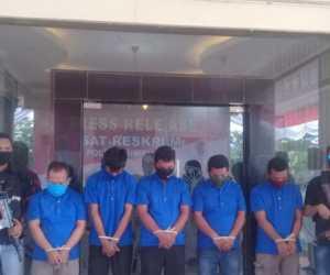 Empat Oknum Pegawai PLN Sinabang Gelapkan Trafo Daya PLTD Lasikin