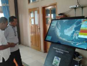 Aceh Jaya Kini Miliki Alat Pendeteksi Gempa dan Tsunami
