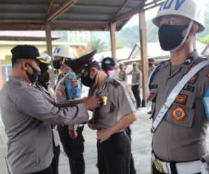 Tiga Personil Polres Simeulue Diberhentikan Tidak Hormat