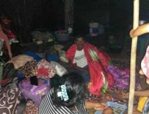 43 Desa Terdampak Banjir di Aceh Jaya, 517 Jiwa Mengungsi