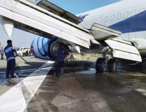 Pesawat Cargo Trigana Air Tergelincir di Wamena Papua