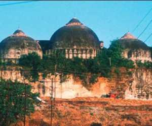 Diatas Tanah Bekas Masjid yang Dihancurkan Akan Dibangun Kuil
