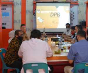 KIP Adakan Pleno Pemutahiran Data, DPB Aceh Barat Berkurang 298 Pemilih