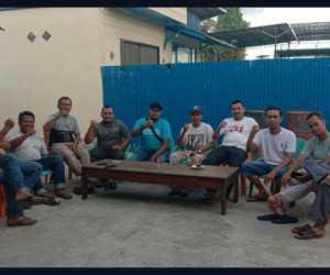 Bertajuk Kontribusi dan Solidaritas, Wartawan Simeulue Gelar Ngopi Bareng