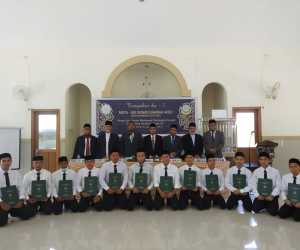 ADI Dewan Dakwah Aceh Gelar Tasyakuran Pengukuhan Angkatan Ke 5