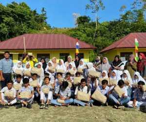 Meriahkan HUT RI ke 75 SMAN 3 Sinabang Adakan Aneka Lomba