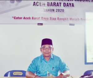 Jufri Yusuf Resmi Terpilih Sebagai Ketua Percasi Abdya Periode 2020 -2024