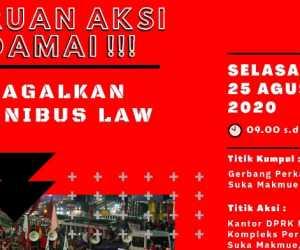 Besok Massa Ruak Movment Bakal Geruduk Kantor DPRK Nagan Raya
