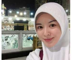Jadi Mualaf, Ini Cerita Ayana Jihye Moon Saat Masuk Islam