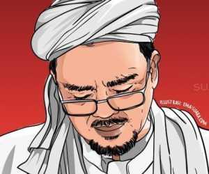 Ini Penyebab Habib Rizieq Shihab Tidak Bisa Pulang ke Tanah Air