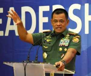 Bela Hafiz Al Quran, Mantan Panglima TNI: Tangkap Dulu Saya!