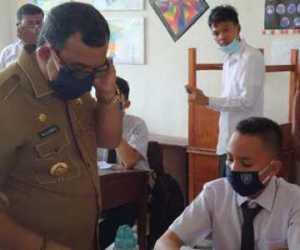 Aceh Jaya Masuk Zona Merah COVID-19, Sekolah Diliburkan Sementara