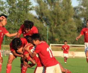 Dramatis! Gol Braif Fatari Selamatkan Timnas U-19 dari Kekalahan Beruntun