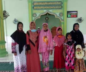 8Warga Sumut Resmi Memeluk Islam di Manggeng, Abdya