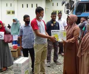 263 KPM di Nagan Raya Terima Bantuan UEP dari Pemprov Aceh