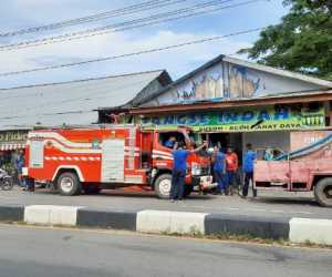 Tabung Gas Elpiji Nyaris Meledak, Pemilik Warkop Pidie Jaya di Abdya Alami Luka Ringan