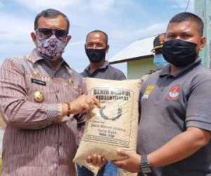 Kelompok Tani Aceh Jaya Hasilkan Benih Varietas Inpari 42