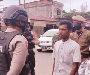 Di Aceh Jaya Tidak Pakai Masker Didenda Baca Al Quran