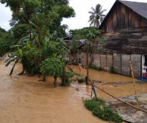 Ratusan Rumah Warga di Abdya Terendam Banjir