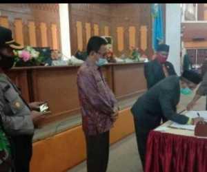APBK-P Aceh Selatan Tahun 2020 Senilai Rp 1,3 Triliun