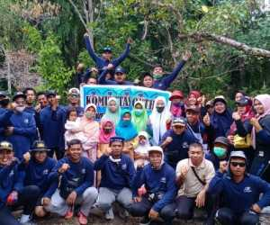 Komunitas Ontel Gowes Oena Manggeng, Abdya Santuni Keluarga Mualaf