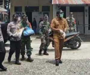 Sinergisitas Antara TNI-Polri di Nagan Raya Kian Solid
