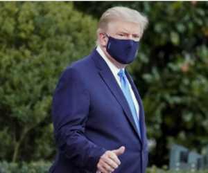 Positif Covid-19 Donald Trump akan Memasuki Masa Kritis
