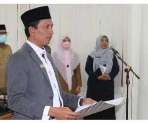 Bupati Aceh Selatan Lakukan Mutasi, Berikut Nama-nama Pejabatnya