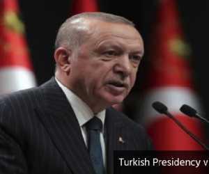 Erdogan Tegaskan Turki Hanya akan Tunduk kepada Allah