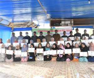 Wujudkan Keluarga Samawa, Kemenag Abdya Gelar Pelatihan Bimwin Untuk Puluhan Pemuda
