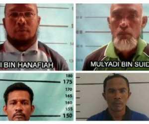 Empat Napi Rutan Banda Aceh Kabur, berikut Identitasnya