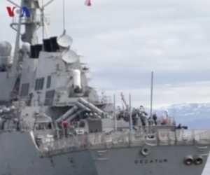 Militer China Pantau Pergerakan Kapal AS di Selat Taiwan