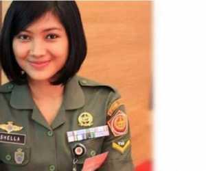 Jadi Sorotan, Tentara Cantik Ajudan Gatot Nurmantyo Ternyata