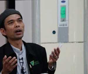 Merinding! Inilah Doa UAS untuk Rangga, Bocah Kecil Asal Aceh Timur