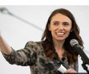 Jacinda Ardern Menang Telak dalam Pemilu Selandia Baru