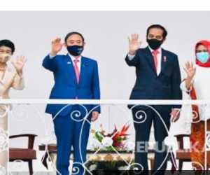 Jokowi Sampaikan Empat Kesepakatan antata Indonesia dan Jepang