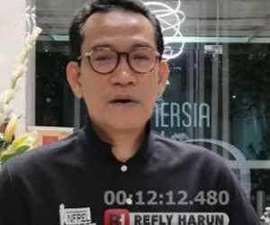 Duet Gatot-Anies, Refly Harun: Ini Baru Pasangan Dahsyat