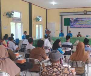 PK KNPI Simeulue Timur Gelar Lomba Pidato Antar Pelajar