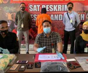 Pelarian Pemerkosa Anak Kandung Asal Aceh Besar Berakhir di Abdya