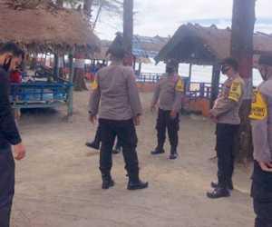 Dilibur Cuti Bersama, Polres Nagan Raya Tingkatkan Patroli di Objek Wisata