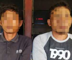 Dua Perampok Toke Sawit Darul Makmur Ditangkap di Sumatera Utara