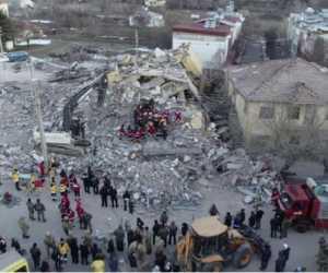 Korban Gempa di Turki Terus Bertambah Jadi 14 orang