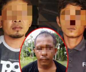 "Satu Per Satu Perampok Toke Sawit Nagan Raya Di ""Beureukah"" Polisi"