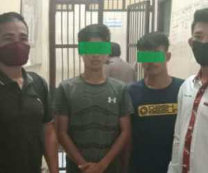 Dua Mahasiswa di Simeulue Ditangkap Polisi, Ini Penyebabnya