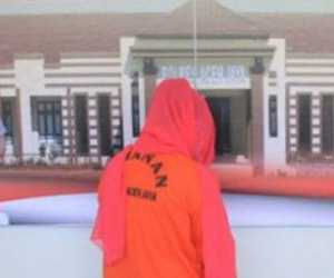 Wanita Muda di Aceh Jaya Dihukum 9 Tahun Penjara, Ini Penyebabnya