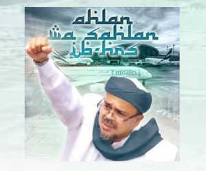 Berikut Agenda Habib Rizieq Shihab Setiba di Tanah Air